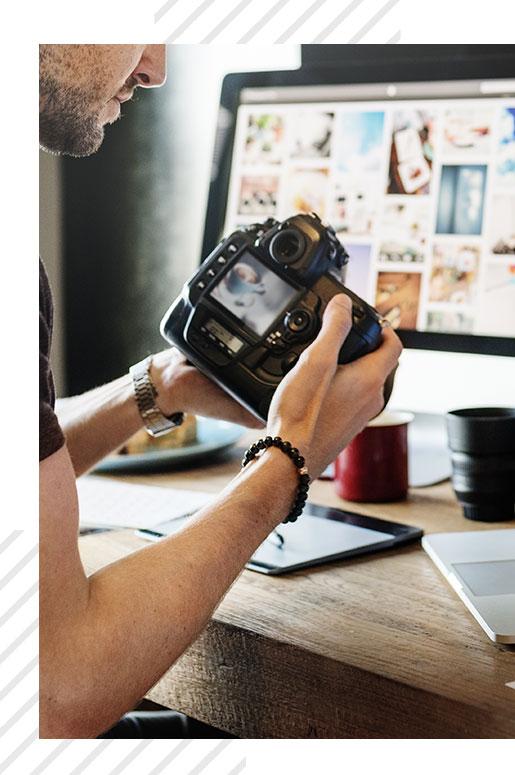 Photographe professionnel pour des prises de vue haute définition de votre société et de votre équipe. Shooting «Pack Shot» pour vos shooting produits. Organisation de séance photo dans le département de l'Ain, Mâcon, Bourg-en-Bresse